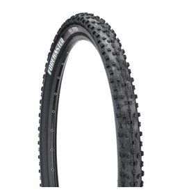 "Maxxis Maxxis Forekaster Tire: 27.5 x 2.35"", Folding, 120tpi, Dual Compound, EXO, Tubeless Ready, Black"