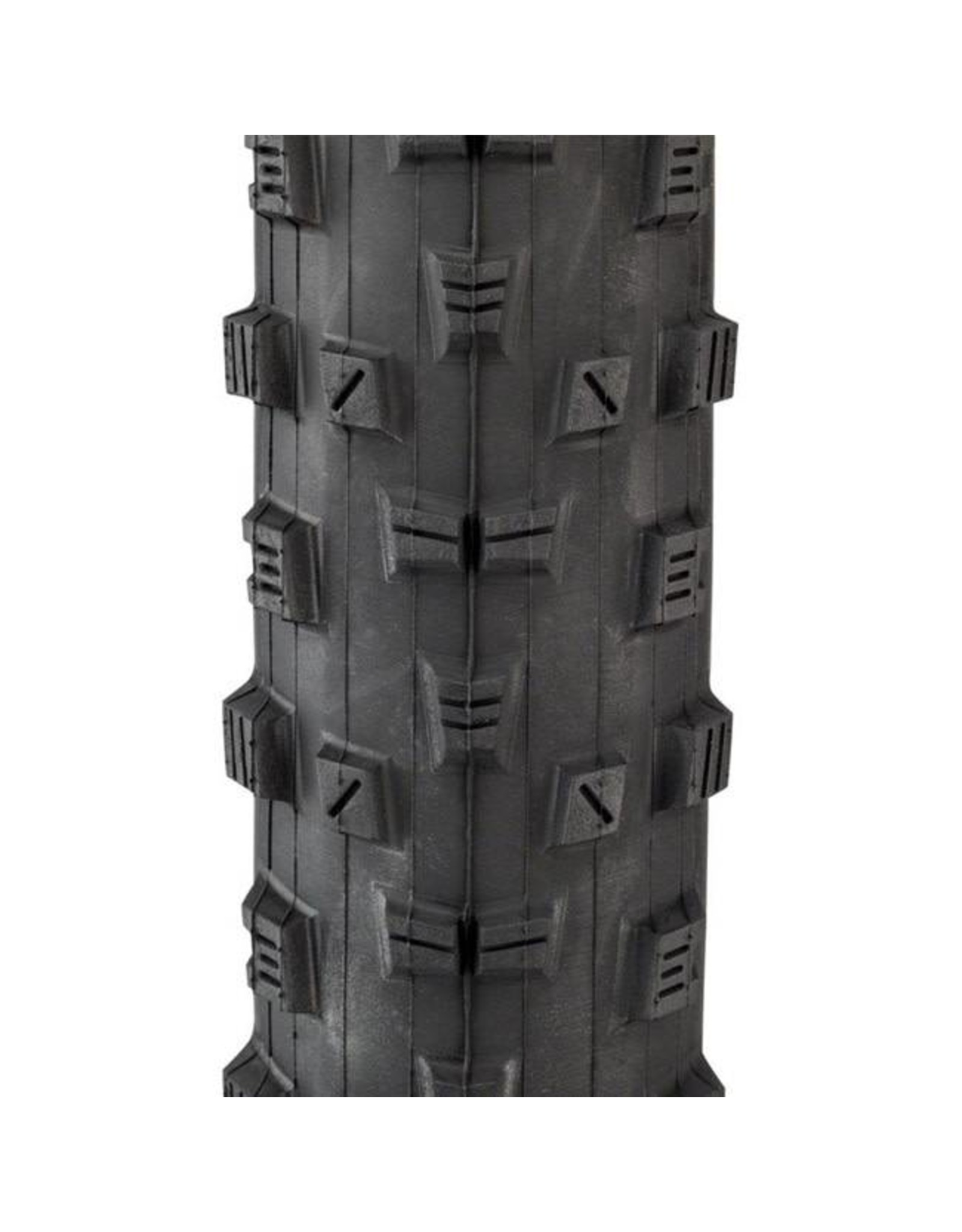 """Maxxis Maxxis Forekaster Tire: 27.5 x 2.35"""", Folding, 120tpi, Dual Compound, EXO, Tubeless Ready, Black"""