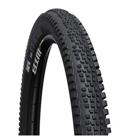 "WTB WTB Riddler TCS Light Fast Rolling Tire: 27.5 x 2.4"", Folding Bead, Black"