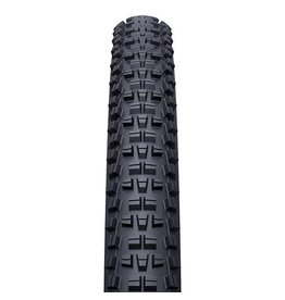 "WTB WTB Trail Boss TCS Tough Fast Rolling Tire: 27.5 x 2.4"" Folding Bead, Black"