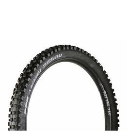 "Schwalbe Schwalbe Magic Mary Tire: 27.5 x 2.80"", Folding Bead, Evolution Line, Addix Soft Compound, SnakeSkin, Tubeless Easy, Apex, Black"