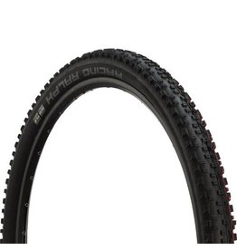 "Schwalbe Schwalbe Racing Ralph Tire: 29 x 2.10"", Folding Bead, Evolution Line, Addix Speed Compound, SnakeSkin, Tubeless Easy, Black"