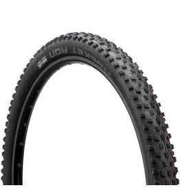 "Schwalbe Schwalbe Rocket Ron Tire: 29 x 2.10"", Folding Bead, Evolution Line, Addix Speed Compound, LiteSkin, Black"
