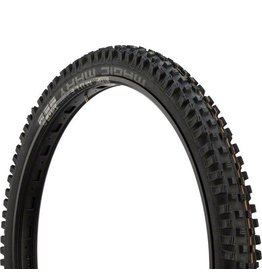 "Schwalbe Schwalbe Magic Mary Tire: 29 x 2.35"", Folding Bead, Evolution Line, Addix Soft Compound, Super Gravity, Tubeless Easy, Black"