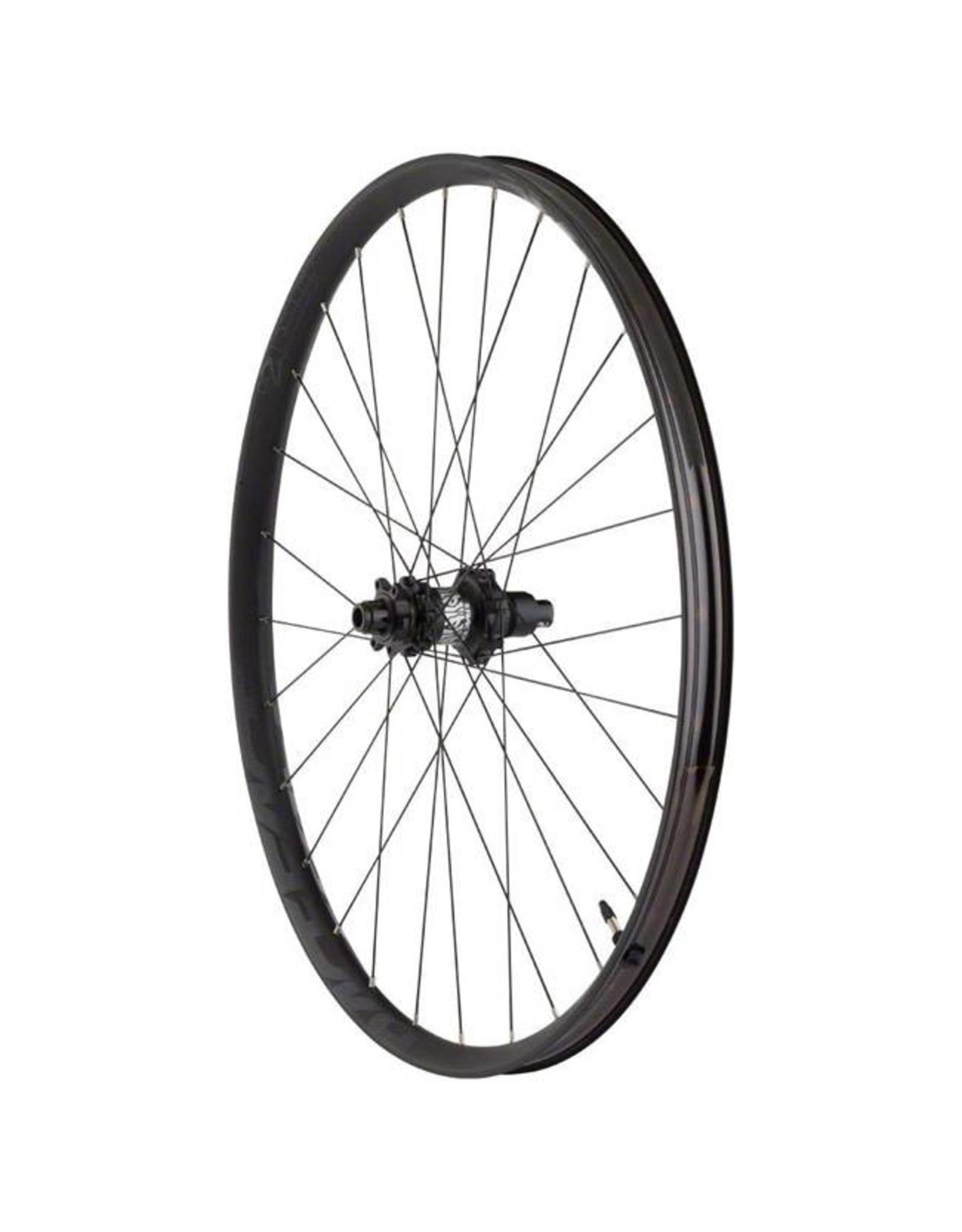 "RaceFace RaceFace Aeffect R Rear Wheel: 27.5"", Alloy Rim, 12 x 148mm Thru Axle, Shimano Freehub"