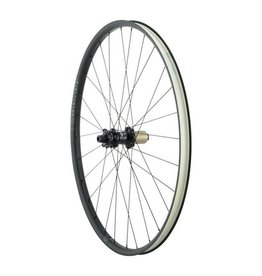 "Sun Ringle Duroc 30 Expert Rear Wheel: 27.5"" 142/QR, Shimano 11/Sram XD, Black"