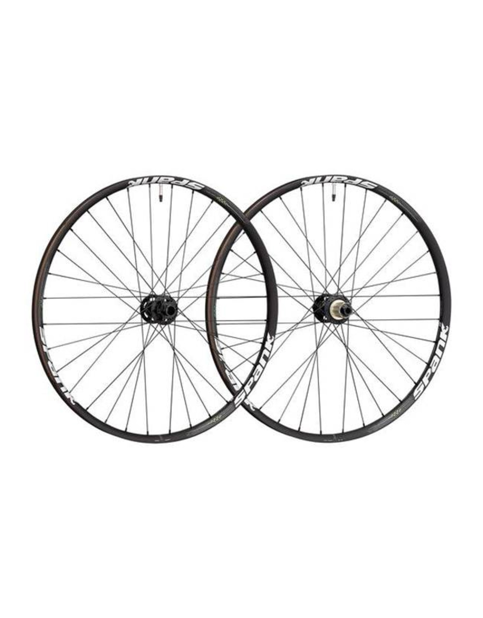 "Spank Spank Spike 350 Vibrocore Wheelset 27.5"" 150/157mm Black"