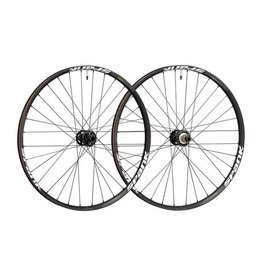 "Spank Spank Spike 350 Vibrocore Wheelset 27.5"" 150/157mm Black"