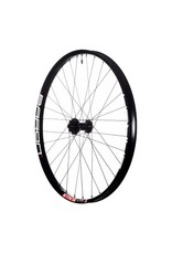 "Stan's No Tubes Stan's No Tubes Baron MK3 Front Wheel: 29"" Alloy, 15 x 110mm Boost, 6- Bolt Disc, Black"