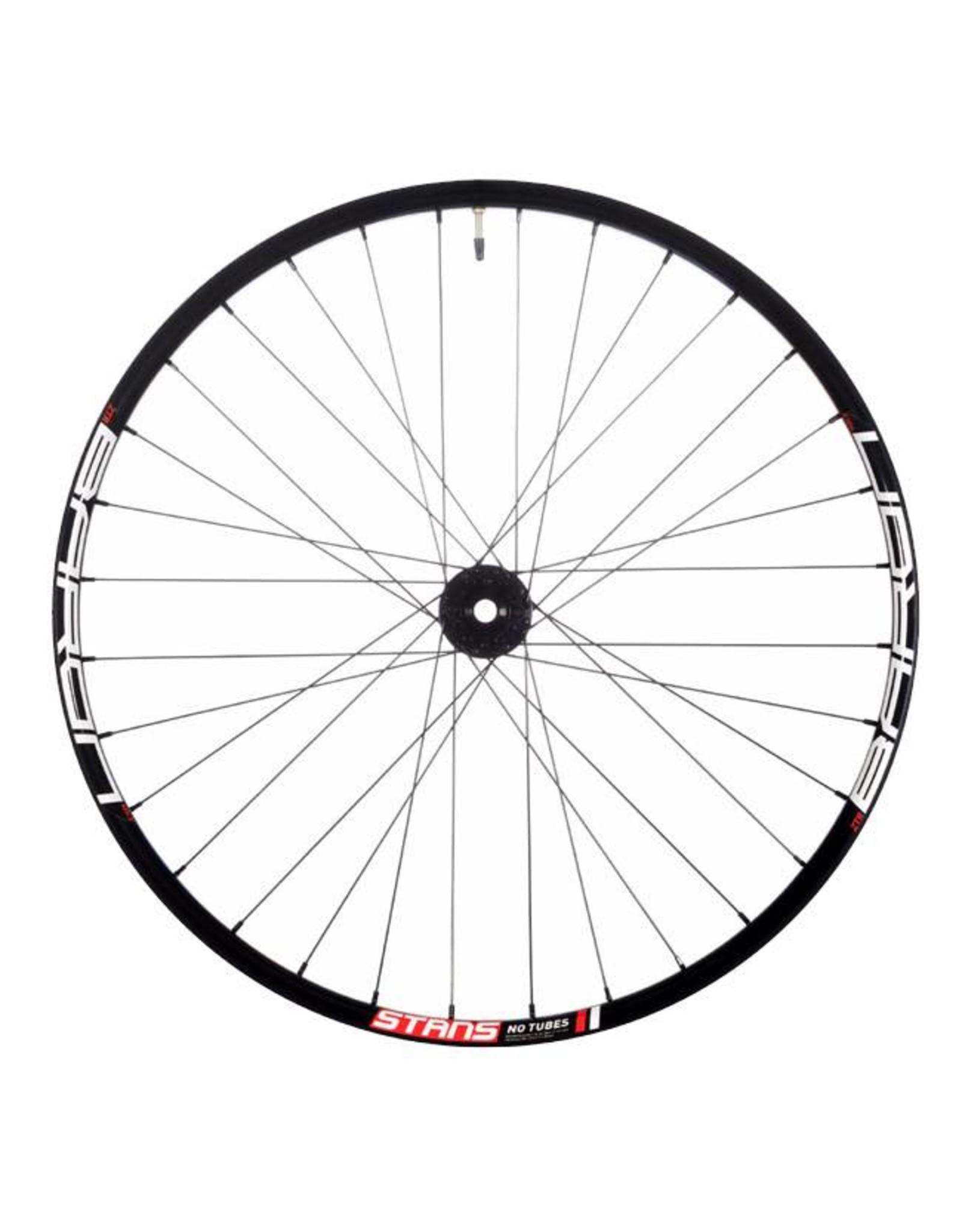 "Stan's No Tubes Stan's No Tubes Baron MK3 Rear Wheel: 29"" Alloy, 12 x 148mm Boost, 6- Bolt Disc, Shimano Freehub, Black"