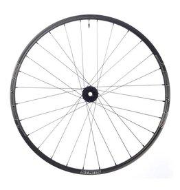 "Stan's No Tubes Stan's No Tubes Crest CB7 Front Wheel: 29"" Carbon, 15 x 110mm Boost, Center Lock, Black"