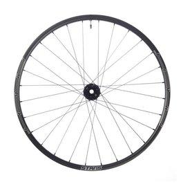 """Stan's No Tubes Stan's No Tubes Arch CB7 Front Wheel: 27.5"""" Carbon, 15 x 100mm, 6-Bolt Disc, Black"""