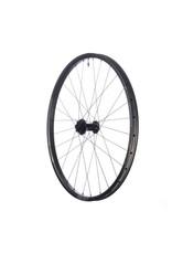 "Stan's No Tubes Stan's No Tubes Arch CB7 Front Wheel: 27.5"" Carbon, 15 x 110mm Boost, 6- Bolt Disc, Black"