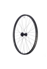 "Stan's No Tubes Stan's No Tubes Arch CB7 Rear Wheel: 29"" Carbon, 12 x 148mm Boost, 6- Bolt Disc, Shimano Freehub, Black"