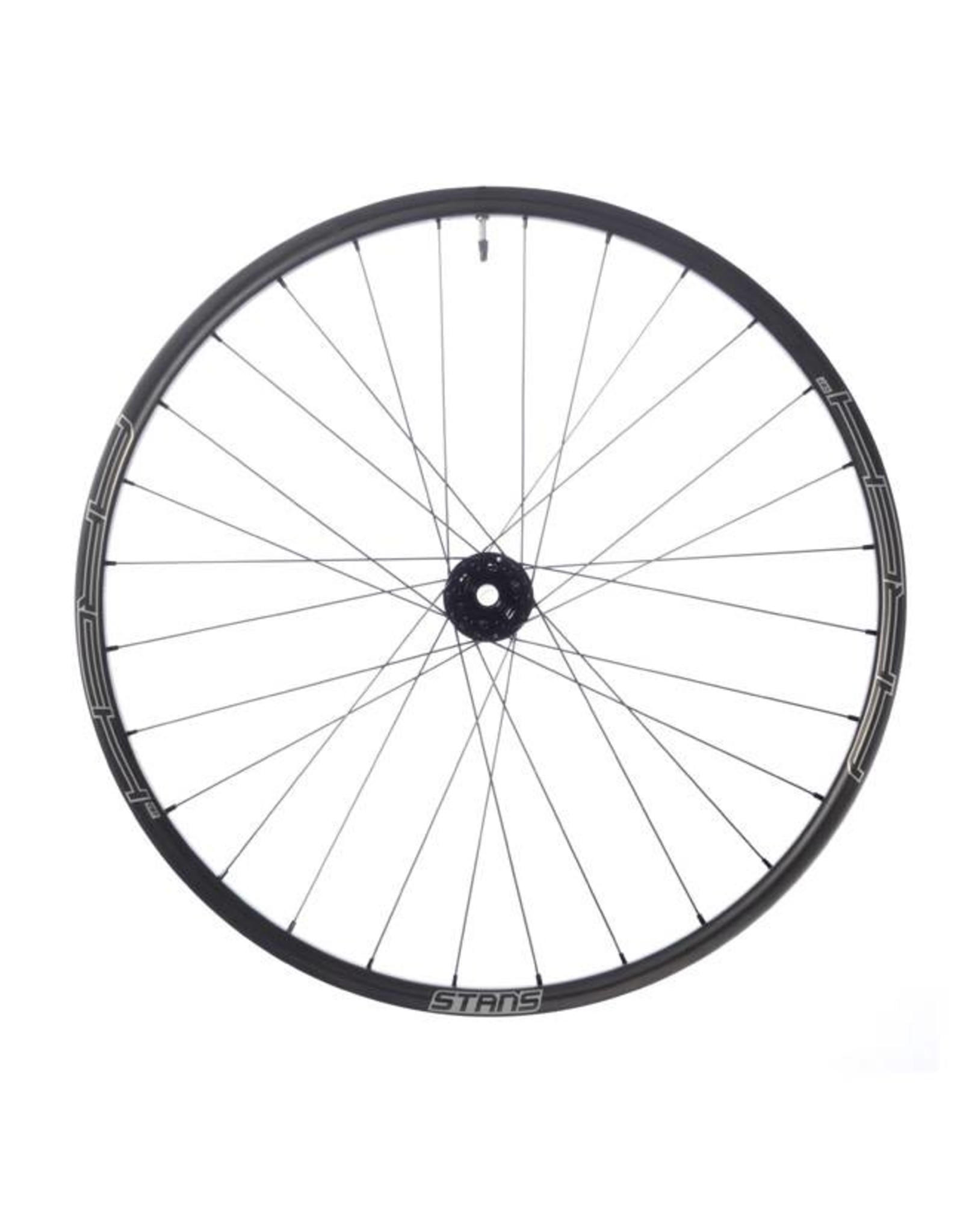 "Stan's No Tubes Stan's No Tubes Arch CB7 Rear Wheel: 29"" Carbon, 12 x 148mm Boost, 6- Bolt Disc, SRAM XD, Black"