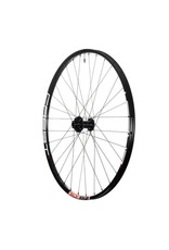 "Stan's No Tubes Stan's No Tubes Crest MK3 Front Wheel: 27.5"" Alloy, 15 x 110mm Boost, 6- Bolt Disc, Black"