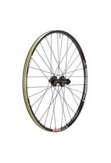 "Stan's No Tubes Stan's No Tubes Crest MK3 Rear Wheel: 27.5"" Alloy, 12 x 142mm, 6-Bolt Disc, Shimano Freehub, Black"