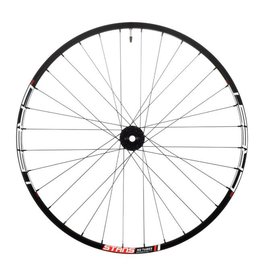 "Stan's No Tubes Stan's No Tubes Crest MK3 Front Wheel: 29"" Alloy, 15 x 100mm, 6-Bolt Disc, Black"