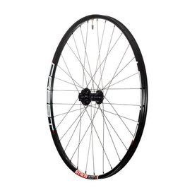 "Stan's No Tubes Stan's No Tubes Crest MK3 Rear Wheel: 29"" Alloy, 12 x 148mm Boost, 6- Bolt Disc, Shimano Freehub, Black"
