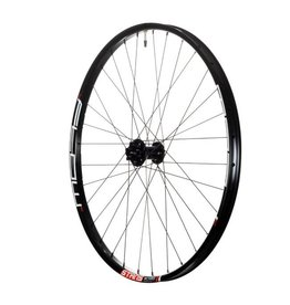 "Stan's No Tubes Stan's NoTubes Flow MK3 Rear Wheel: 27.5"", 12 x 157mm Super Boost, Shimano"