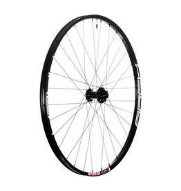 "Stan's No Tubes Stan's No Tubes Arch CB7 Front Wheel: 27.5"" Alloy, 15 x 100mm, 6-Bolt Disc, Black"