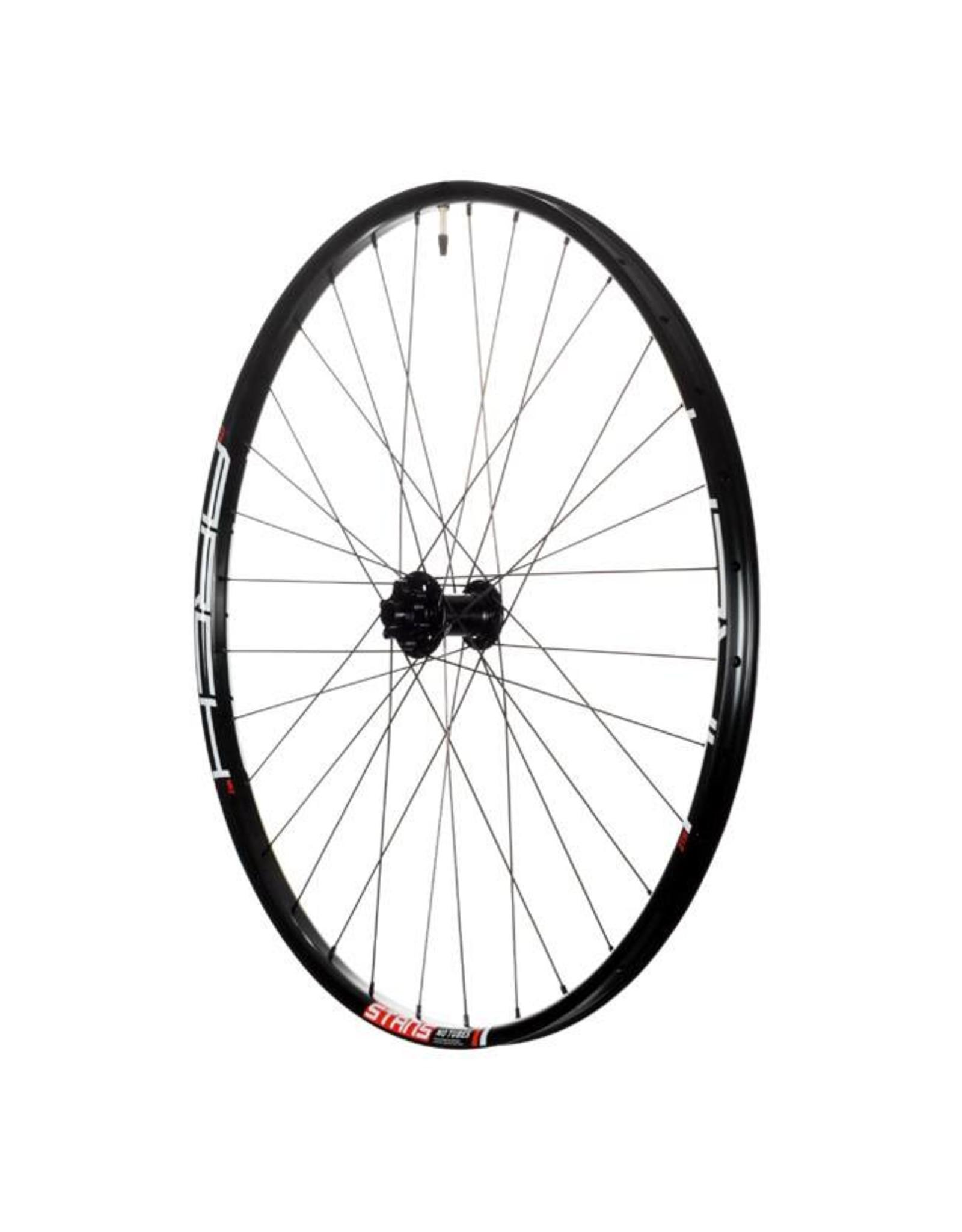 "Stan's No Tubes Stan's No Tubes Arch MK3 Rear Wheel: 27.5"" Alloy, 12 x 148mm Boost, 6- Bolt Disc, SRAM XD, Black"