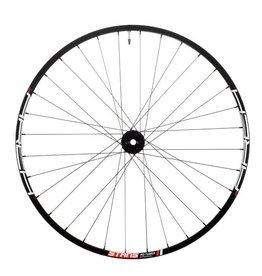 "Stan's No Tubes Stan's No Tubes Arch MK3 Front Wheel: 29"" Alloy, 15 x 110mm Boost, 6- Bolt Disc, Black"
