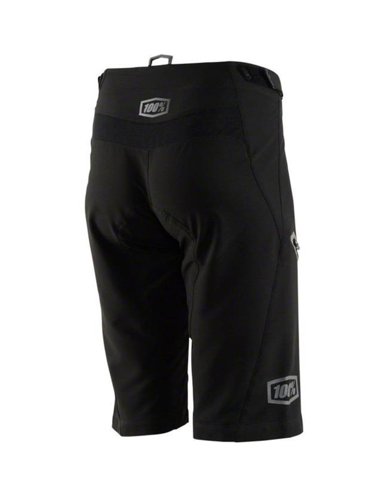 100% 100% Airmatic Women's MTB Short: Black XL