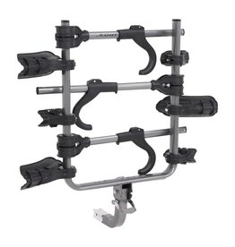 Kuat Kuat Transfer 3 Bike Tray Rack: Gun Metal Gray