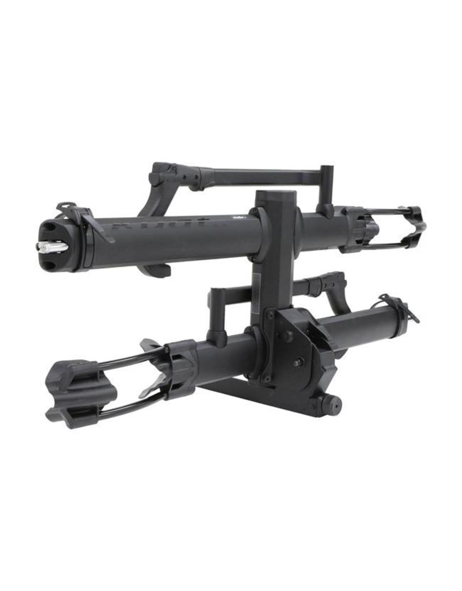 "Kuat Kuat NV 2.0 Base 2-Bike Tray Hitch Rack: Sandy Black, 2"" Receiver"