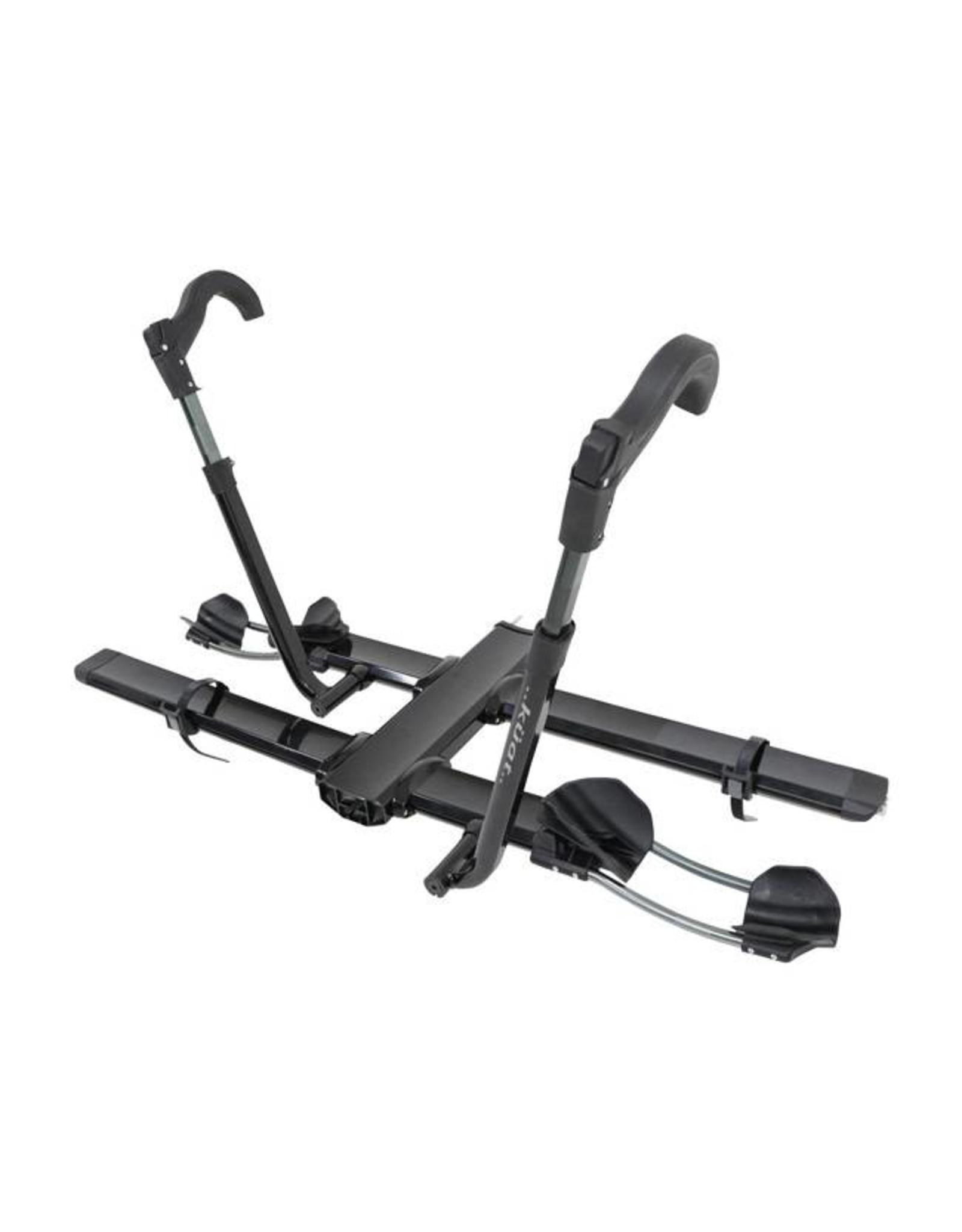 Kuat Kuat NV 2.0 +2-Bike Tray Add-on Rack, Metallic Black  and Chrome
