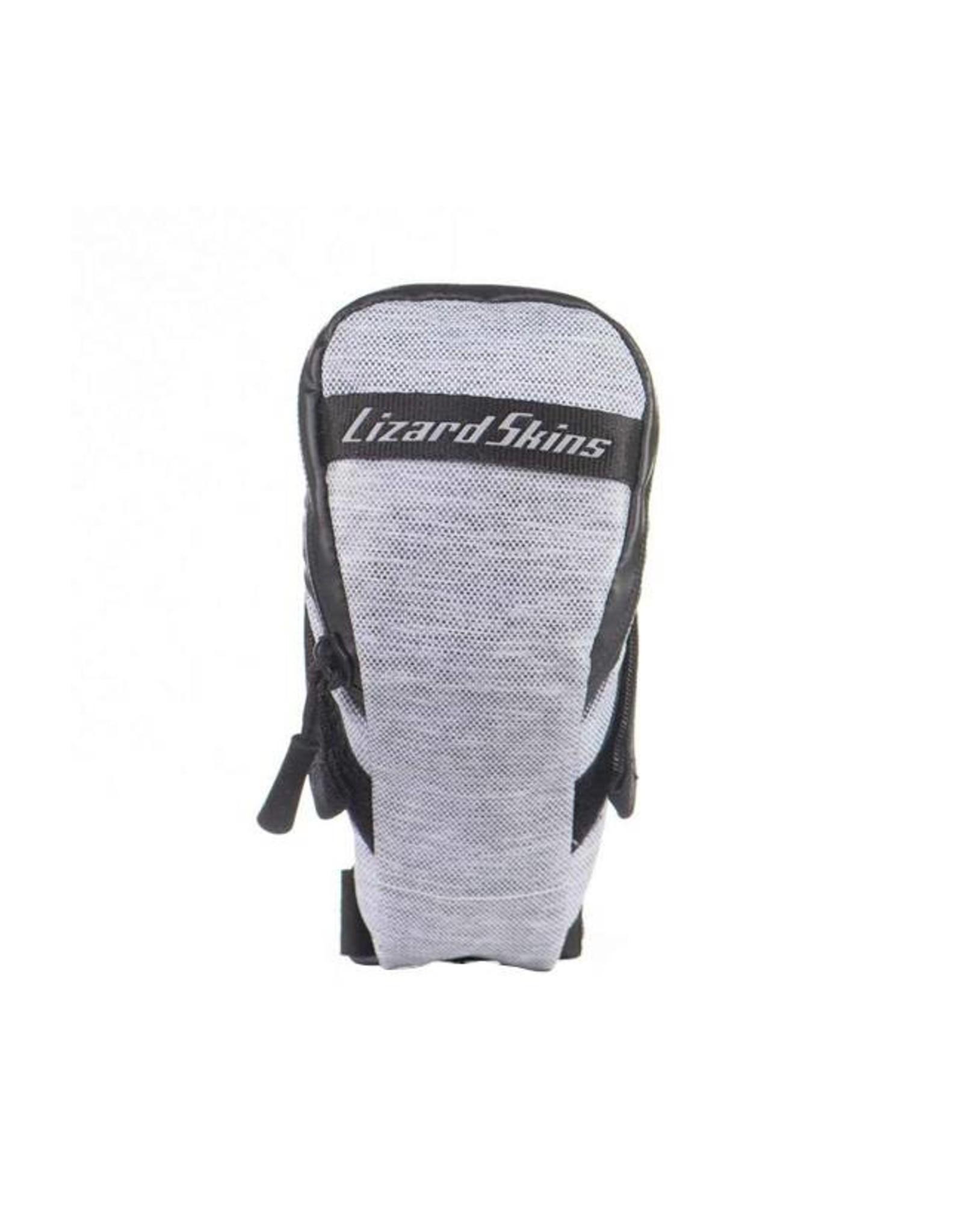 Lizard Skins Lizard Skins Micro Cache Seat Bag: Lead