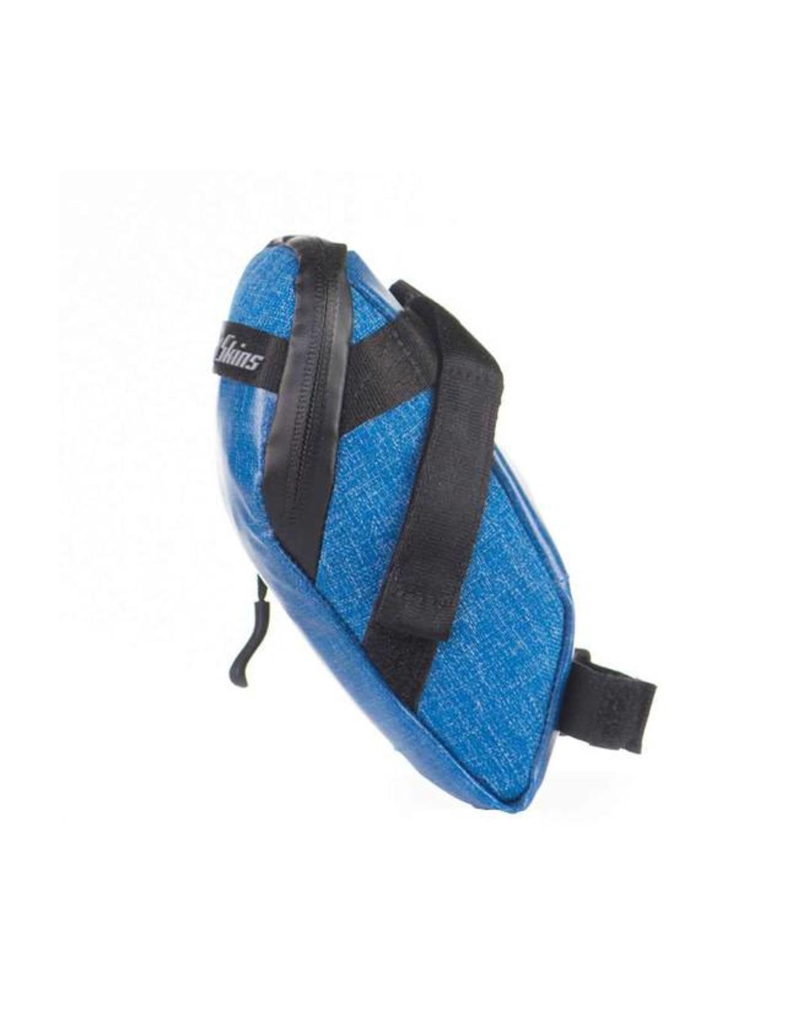 Lizard Skins Lizard Skins Cache Seat Bag: Electric Blue