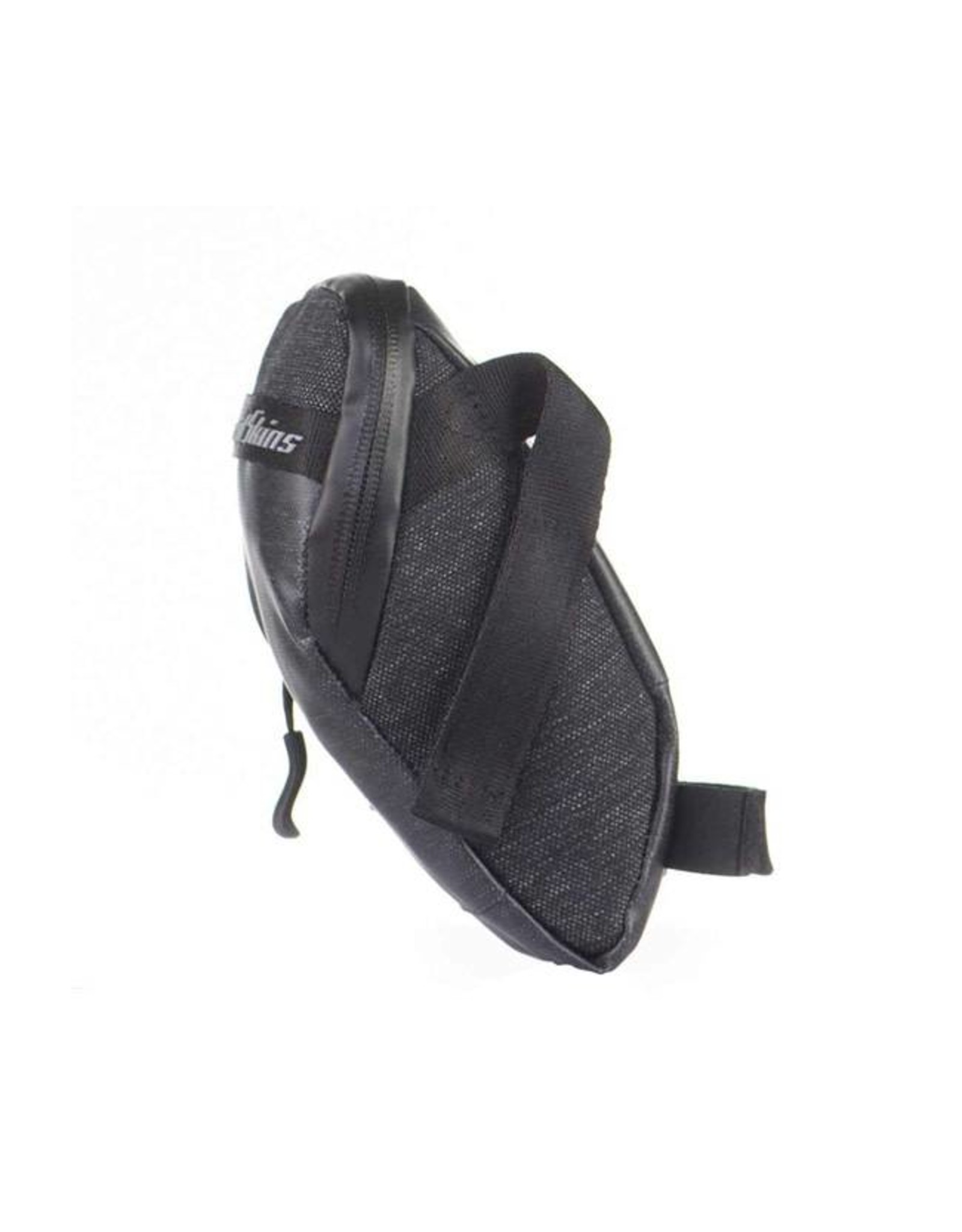 Lizard Skins Lizard Skins Super Cache Seat Bag: Jet Black