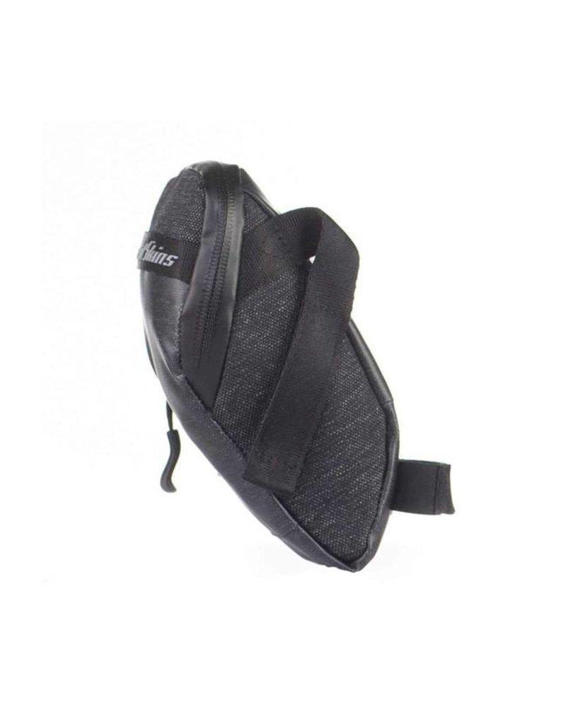 LIZARD SKINS CACHE JET BLACK SEAT BAG