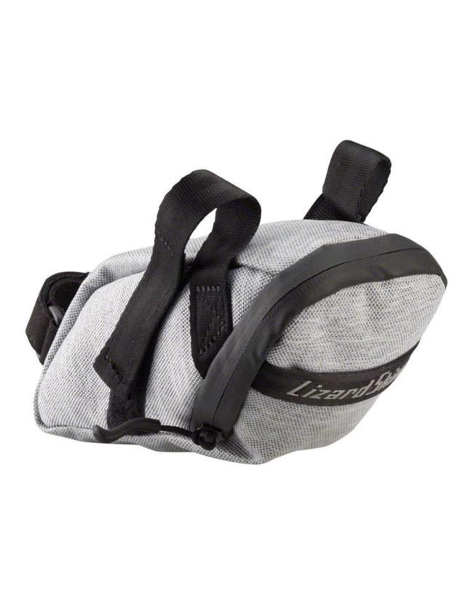 Lizard Skins Lizard Skins Super Cache Seat Bag: Lead