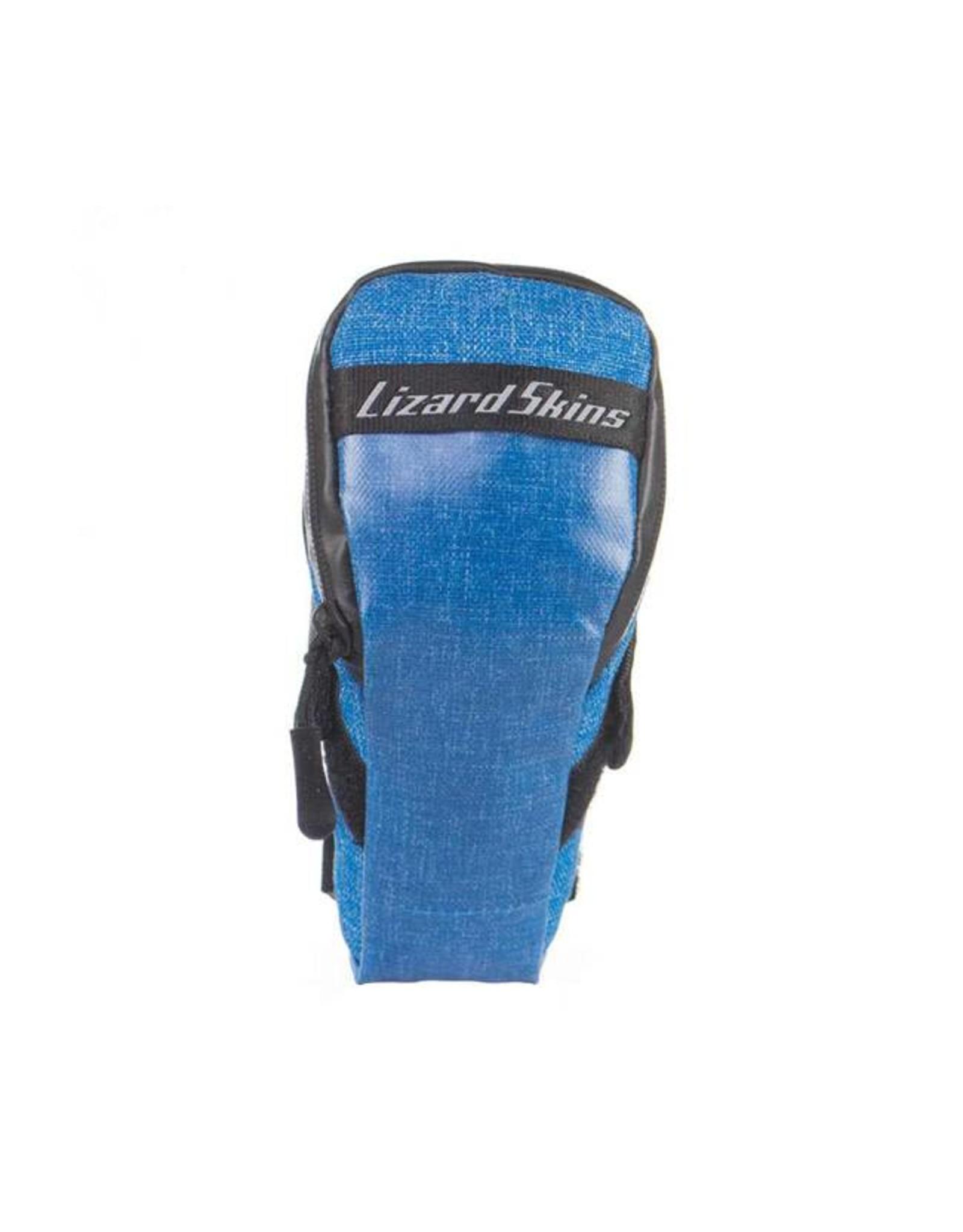 Lizard Skins Lizard Skins Super Cache Seat Bag: Electric Blue
