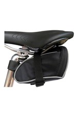 Banjo Brothers Banjo Brothers Seat Bag: MD, Black