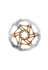 Hope Hope Floating Disc Rotor: 180mm Orange