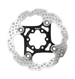 Hope Hope Floating Disc Rotor: 140mm Black
