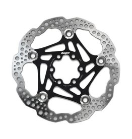 Hope Hope Floating Disc Rotor: 160mm Black