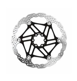 Hope Hope Floating Disc Rotor: 203mm Black
