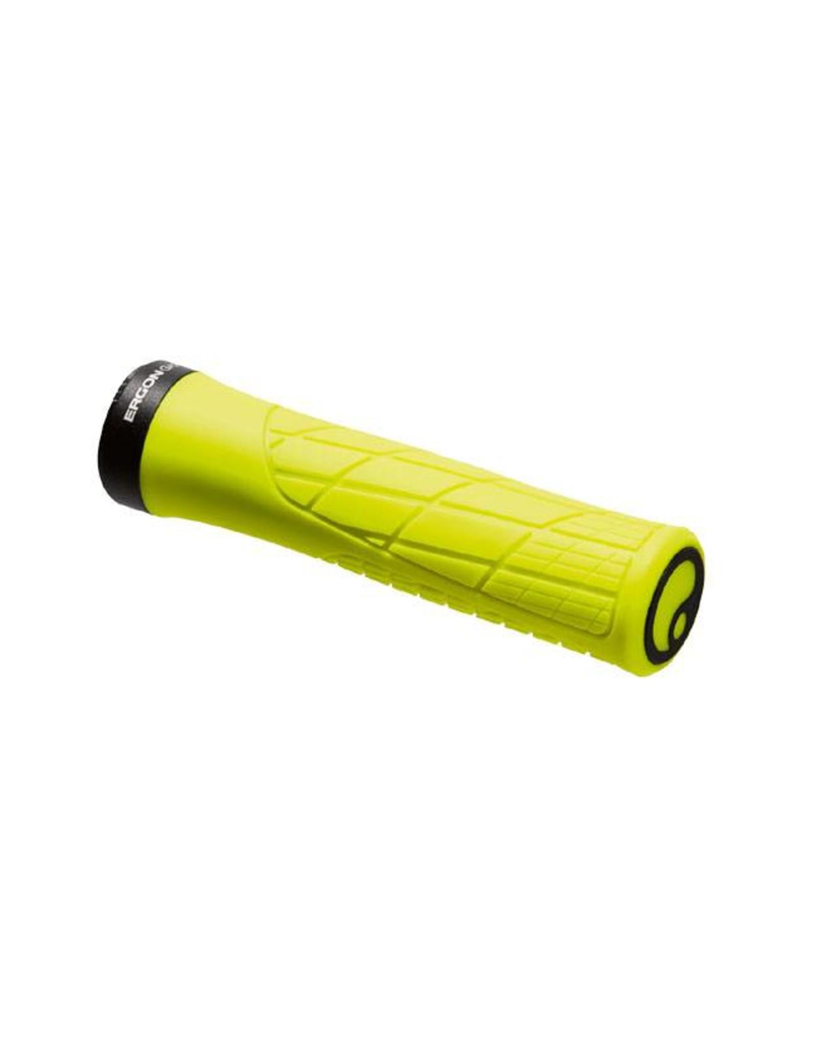 Ergon Ergon GA2 Grip: Laser Lemon
