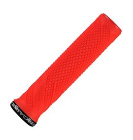 Lizard Skins Lizard Skins Danny MacAskill Lock On Grips Fire Red