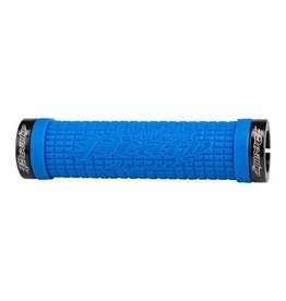 Lizard Skins Lizard Skins Peaty Lock On Grips Electric Blue