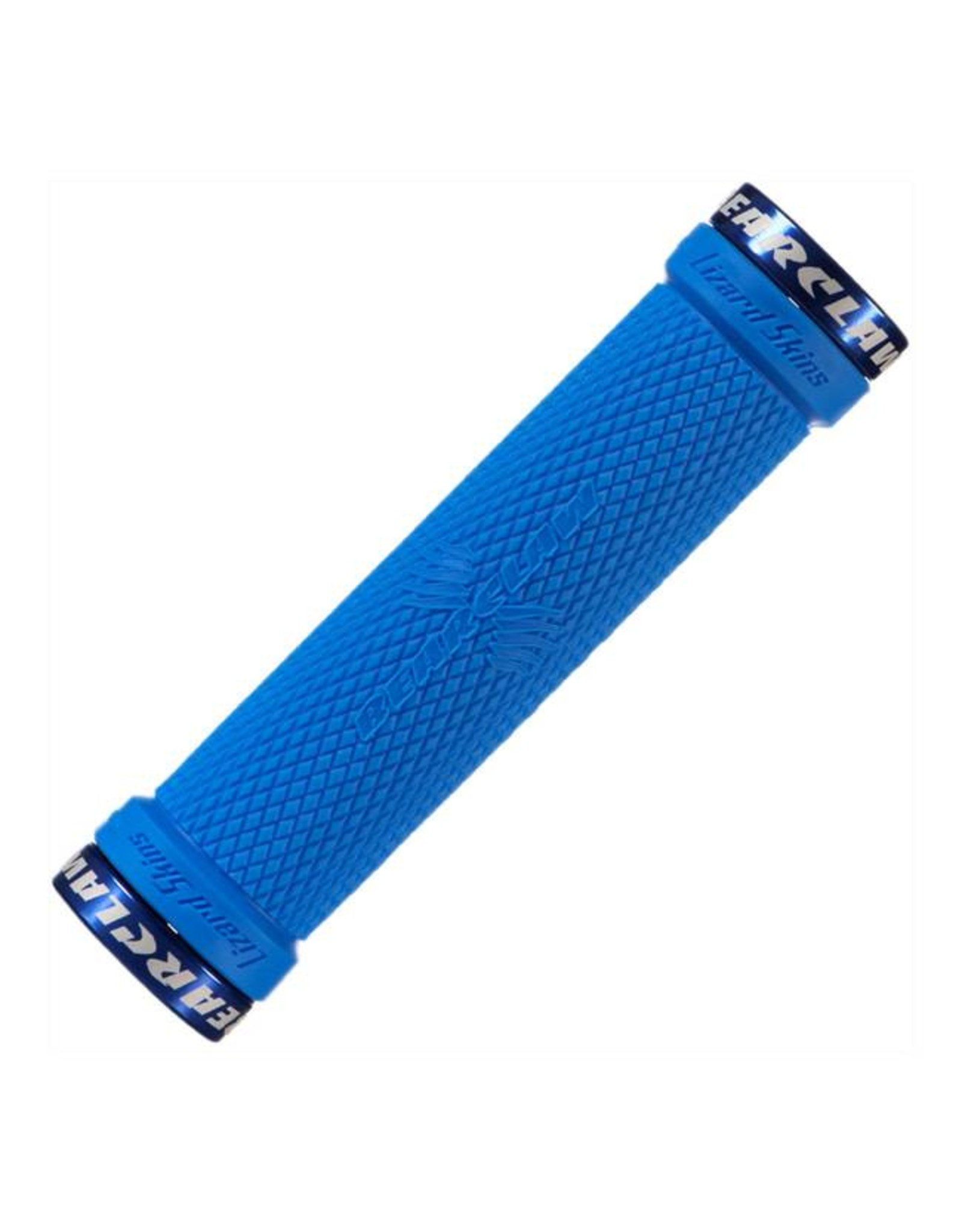 Lizard Skins Lizard Skins Bearclaw Lock On Grips Ice Blue