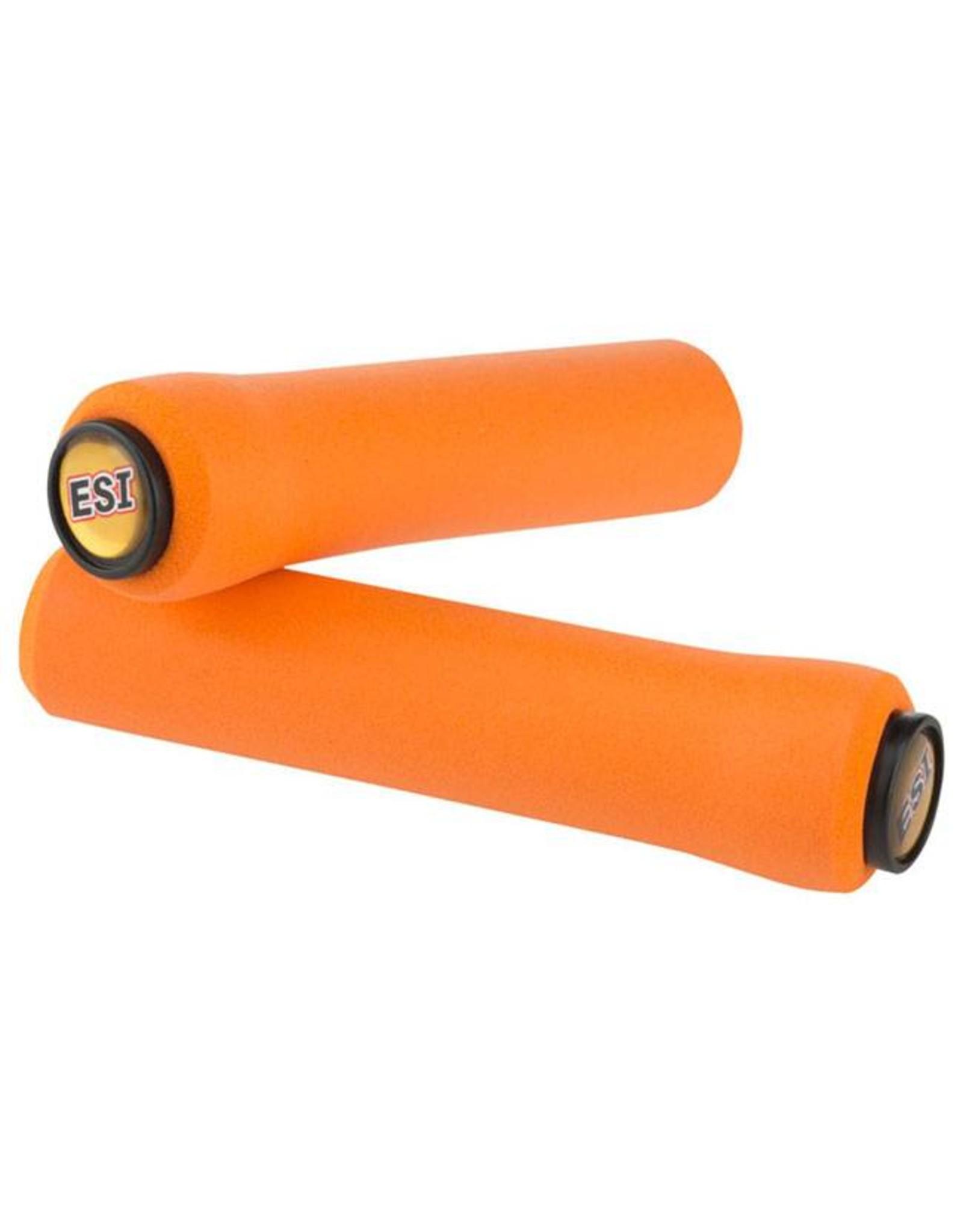 ESI ESI 32mm Chunky Silicone Grips: Orange