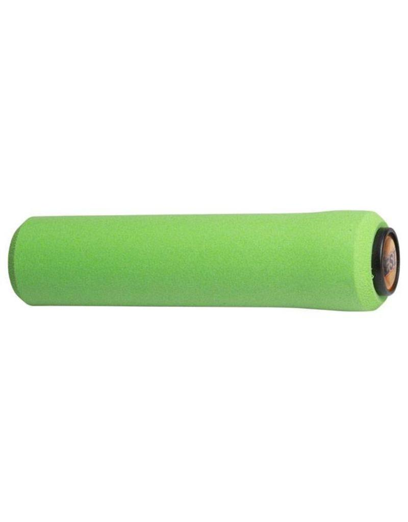 ESI ESI 34mm Extra Chunky Silicone Grips: Green