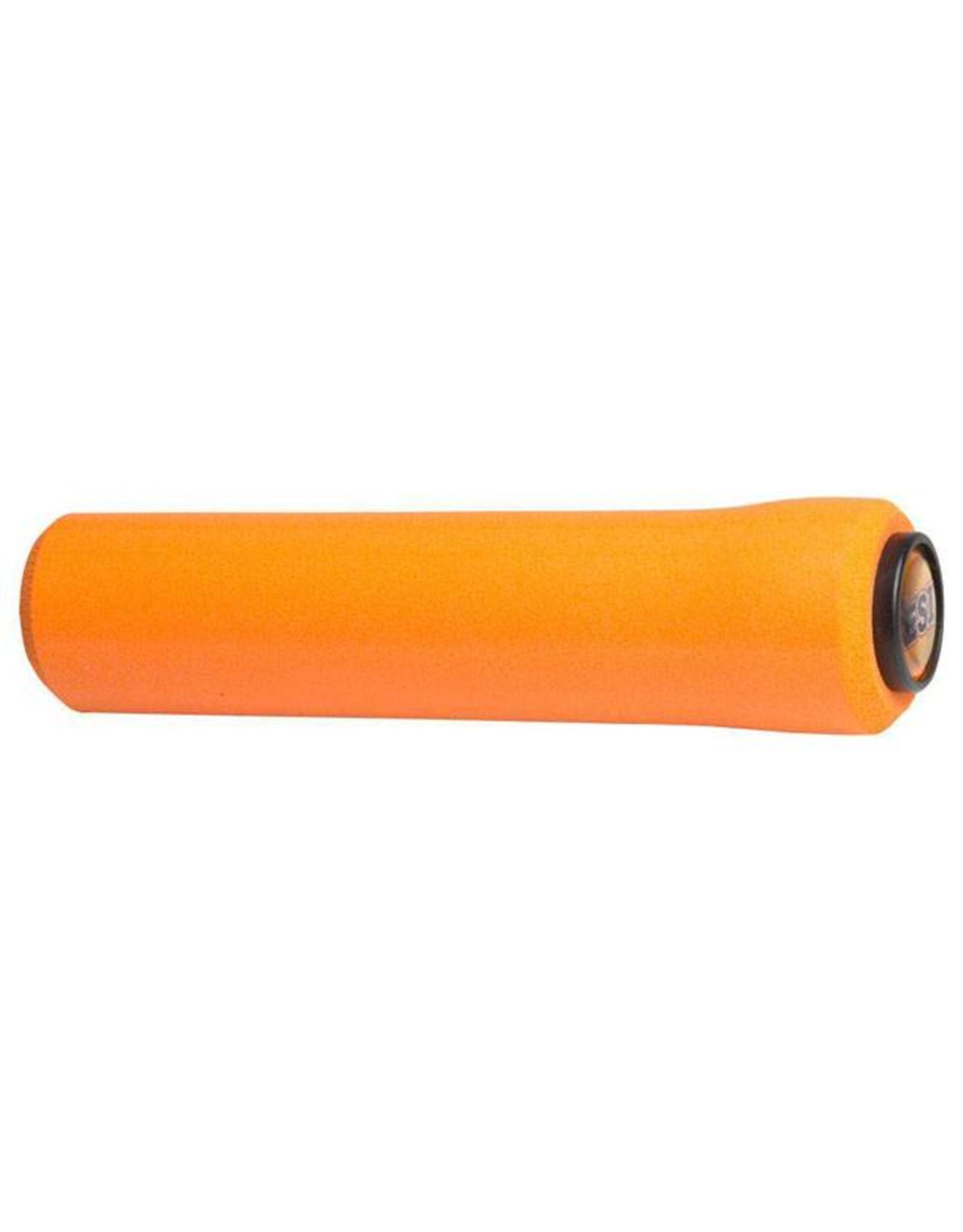 ESI ESI 34mm Extra Chunky Silicone Grips: Orange