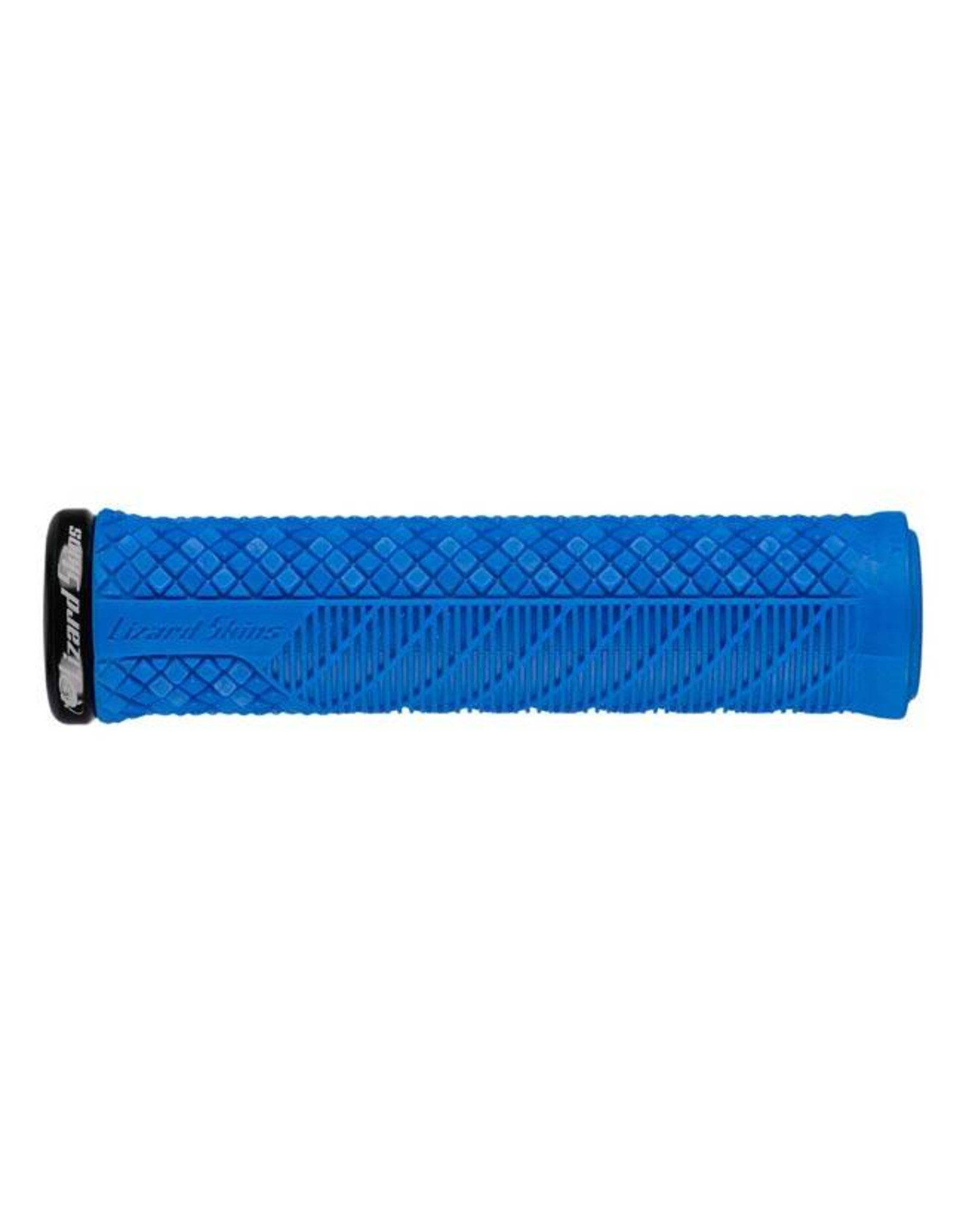 Lizard Skins Lizard Skins Charger Evo Lock On Grips Electric Blue